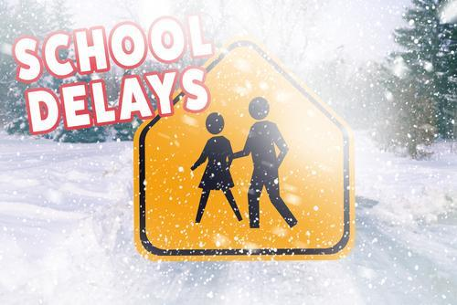 School Delay image