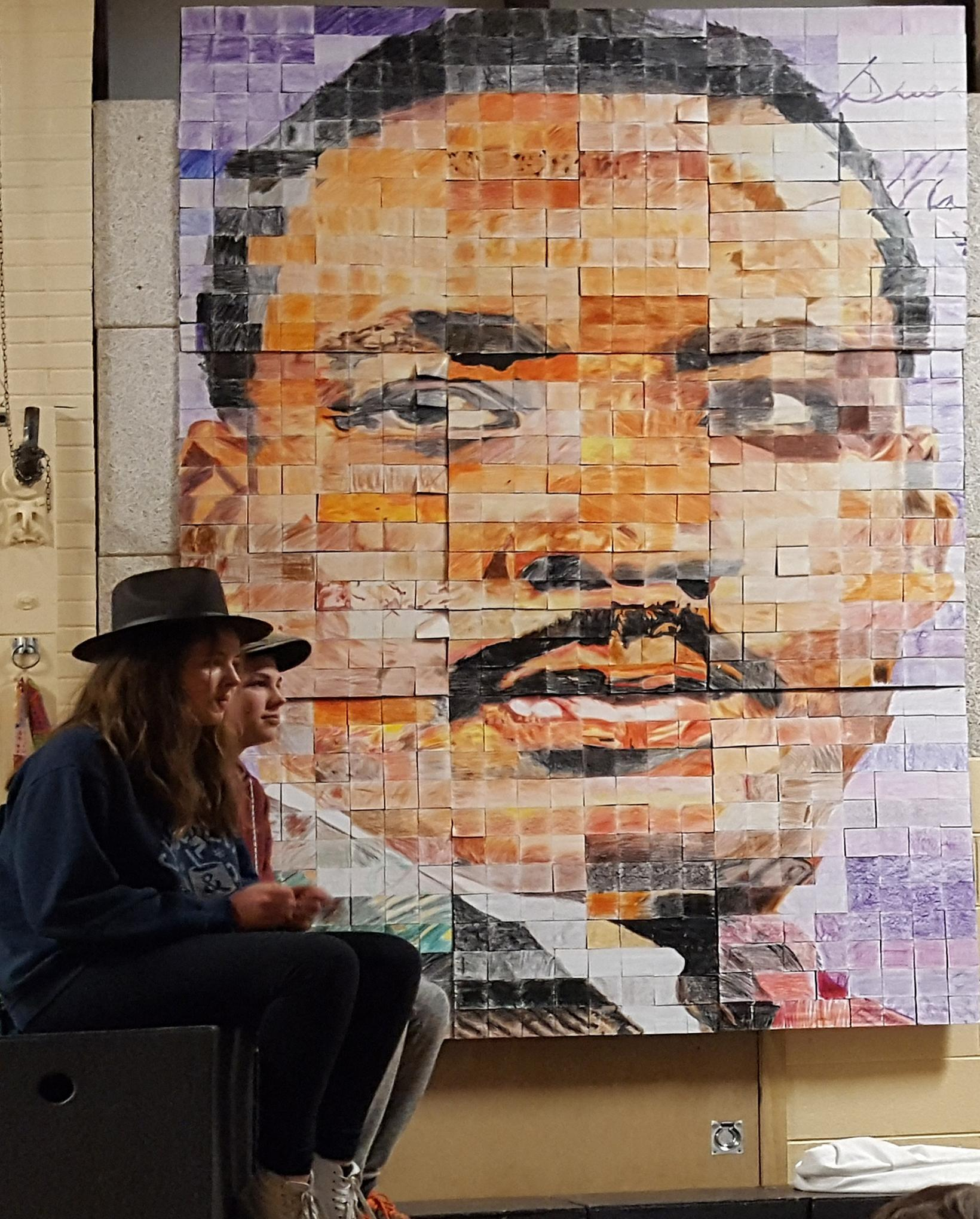 MLK Day Mosaic