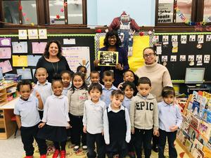 PS 30 black history month-3