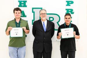 Dale S. Brown Resiliency Award Winners