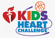 Kids Heart Challenge, Jan. 31- Feb. 8th