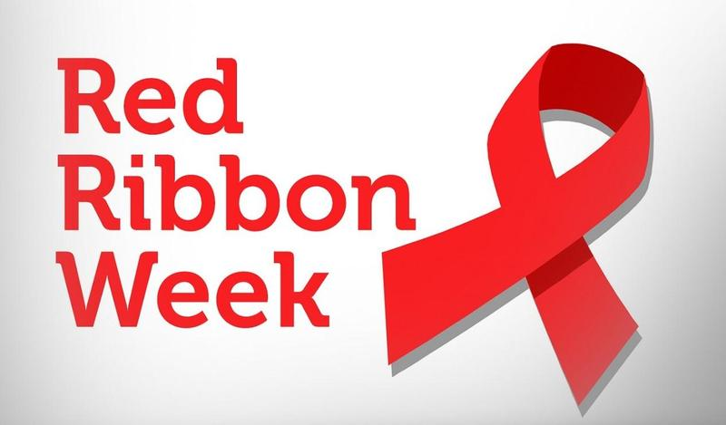 Red Ribbon Week is October 21st through October 29th! Featured Photo