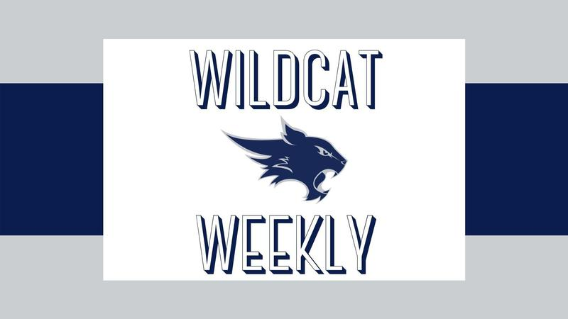 Wildcat Weekly 8/21/21