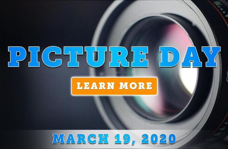 Spring Picture Day on March 19, 2020