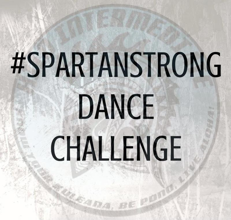 #SPARTANSTRONG Dance Challenge Featured Photo