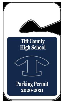 TCHS Parking Pass
