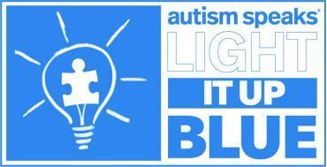 Wear Blue on Tuesday 4/27 and #lightitupblue for Autism Awareness! Featured Photo