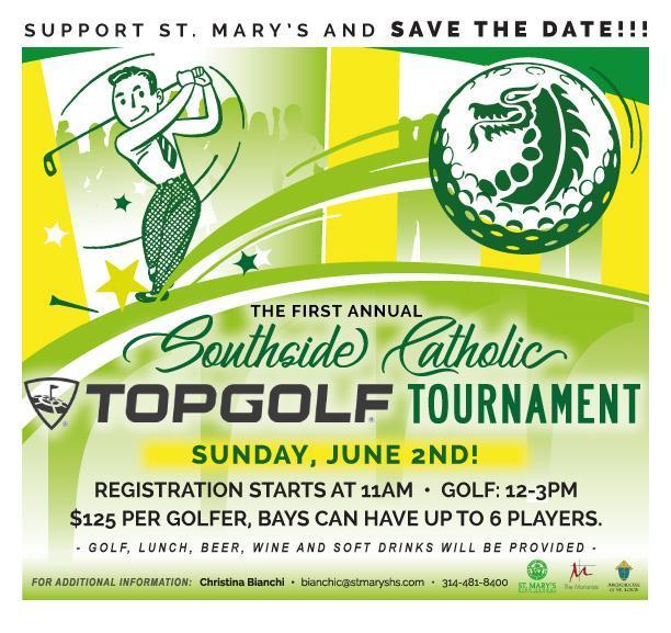 Southside Catholic Topgolf Tournament