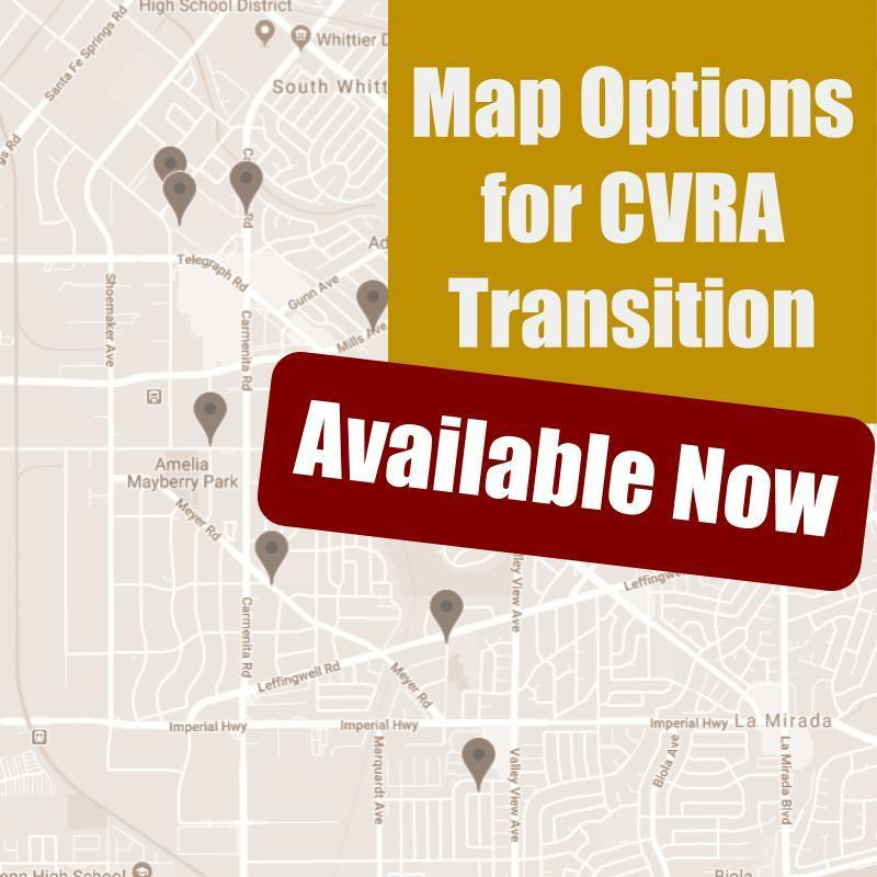 Map Options for CVRA Transition Featured Photo