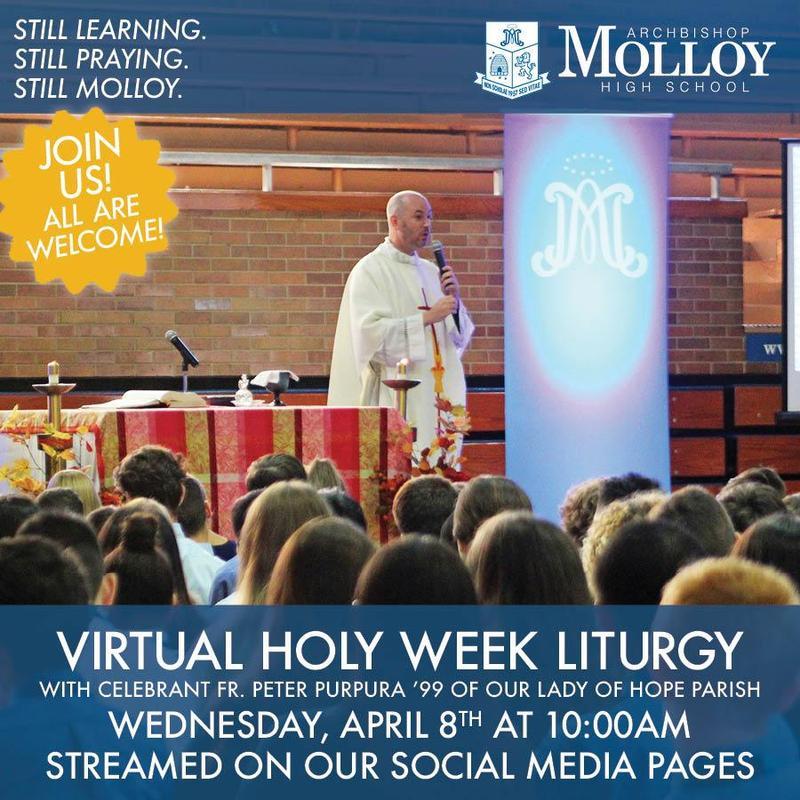 Virtual Holy Week Liturgy Featured Photo