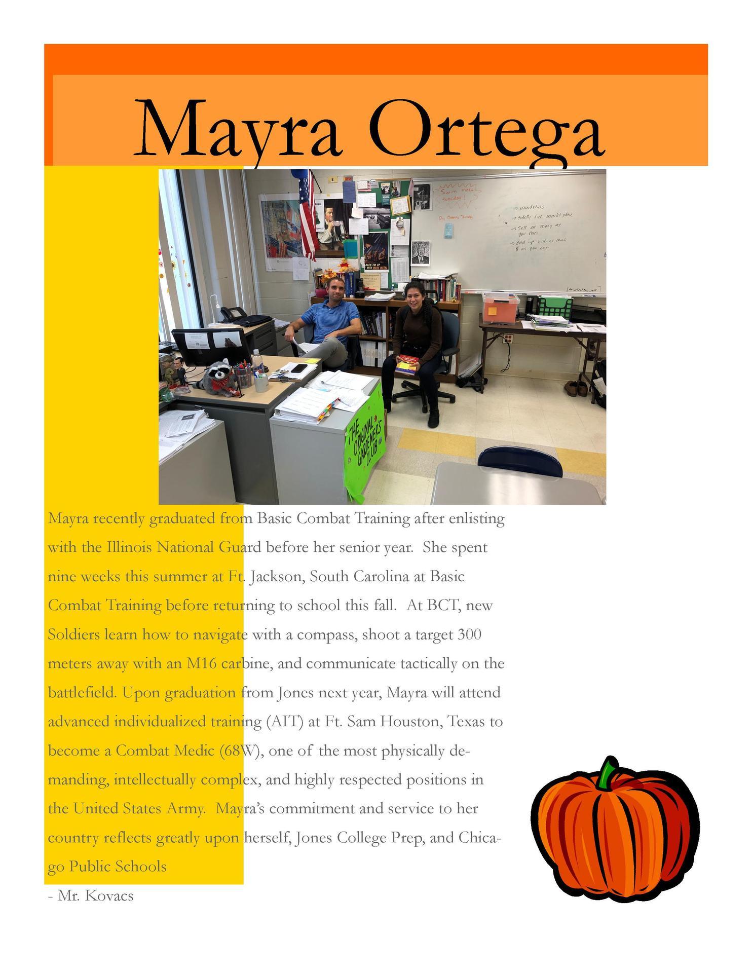 Image of Mayra Ortega