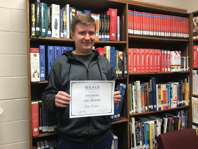CCP Student of the Month November