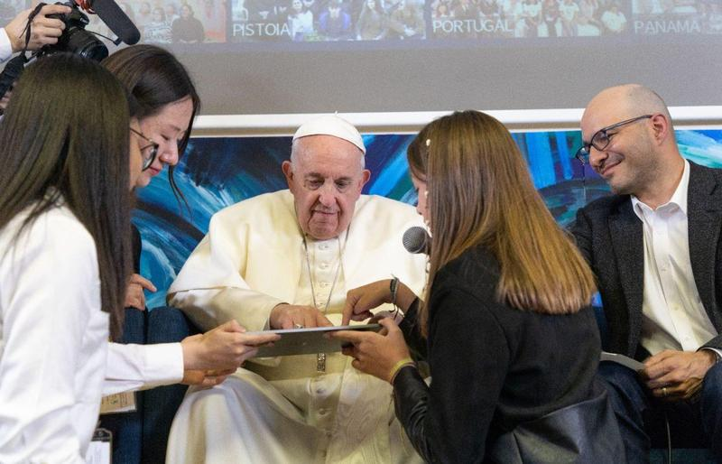 Coding With The Pope Featured Photo
