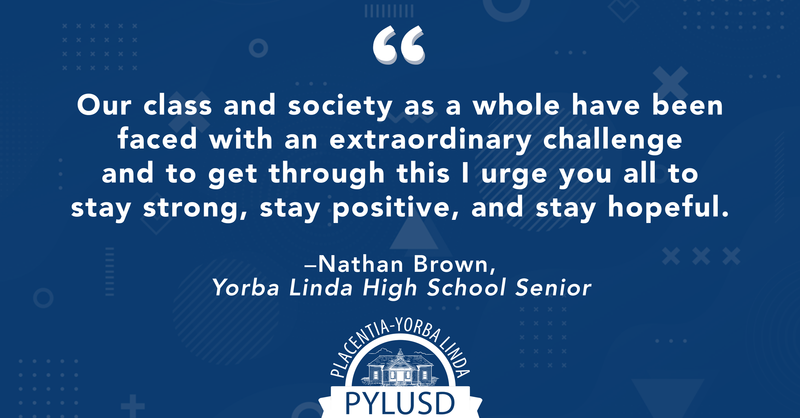 YLHS senior quote.