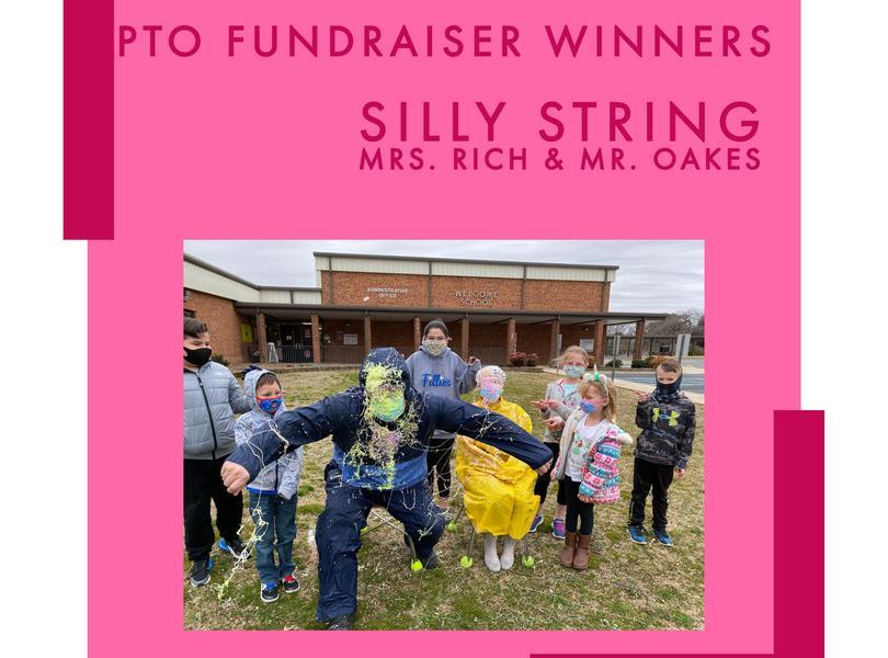 Pto Fundraiser Winners