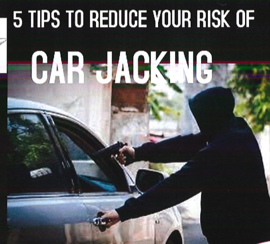 CAR JACKING Featured Photo