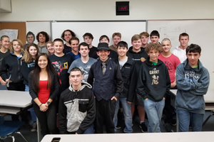 BHHS Robotics Team 4110