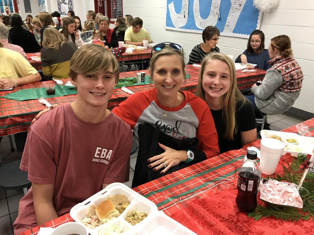 2019 School Christmas Luncheon