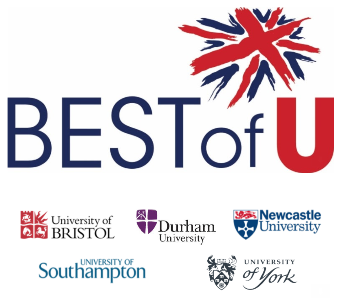 Image of United Kingdom universities' logos
