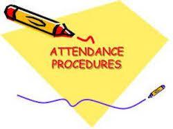 Attendance Procedures Featured Photo