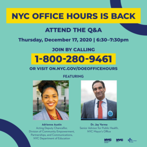 Office Hours info