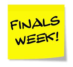 2018-19 Final Exam Schedule Featured Photo