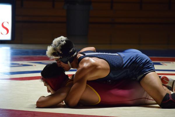 Wrestling vs Mira Monte