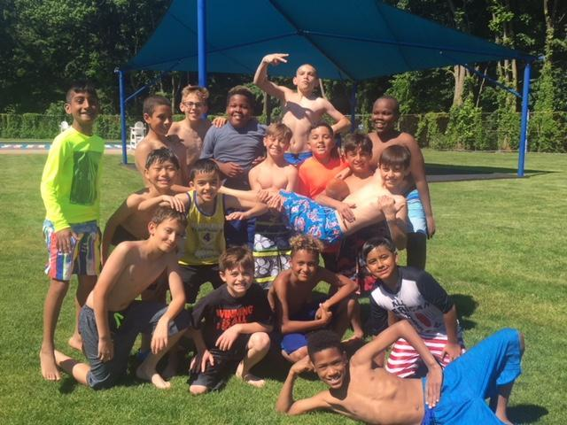 Highlights from the 5th Grade Pool Day! Thumbnail Image