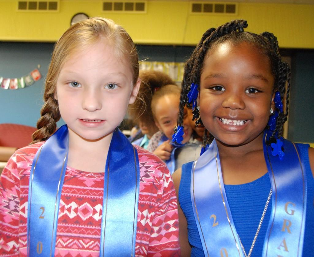 CA-South City Kindergarten Graduation 2017