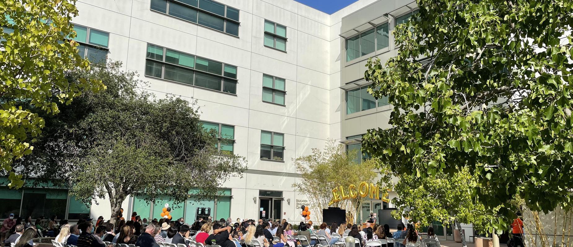 EDC Courtyard