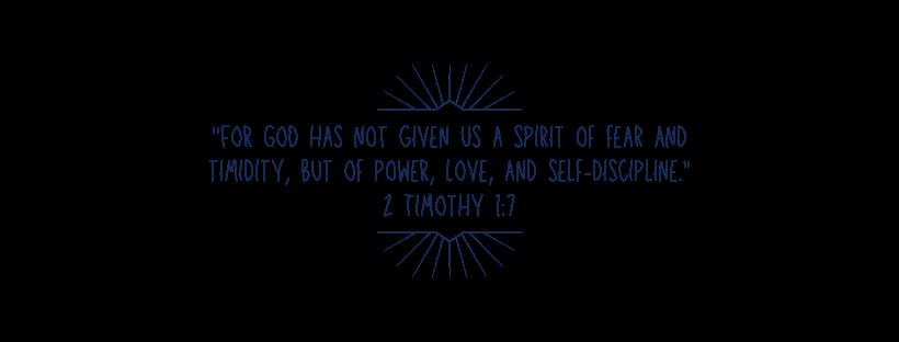 HHCA Summer Camp Bible Verse