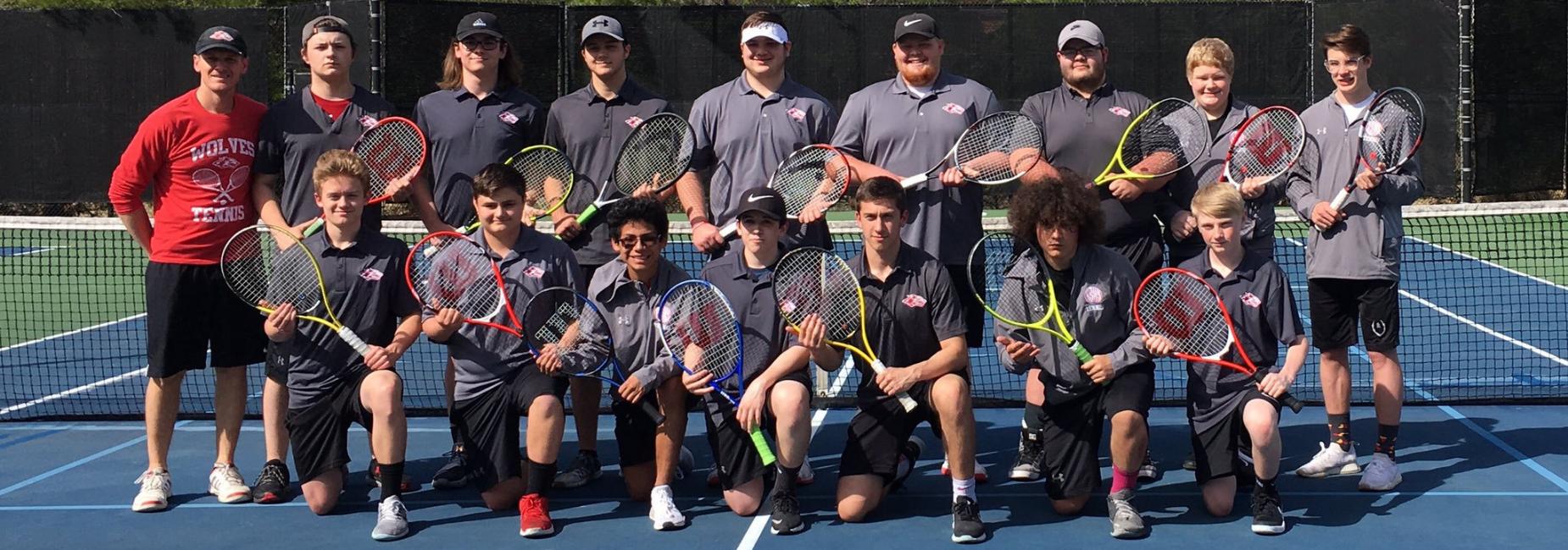 RSHS Boys Tennis Team