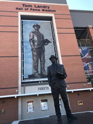 Tom Landry Stadium Guidelines Featured Photo
