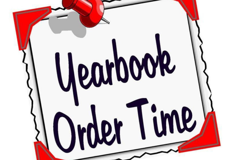 Yearbooks are now on sale! $40 Thumbnail Image