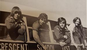 Student Body Officers 1975