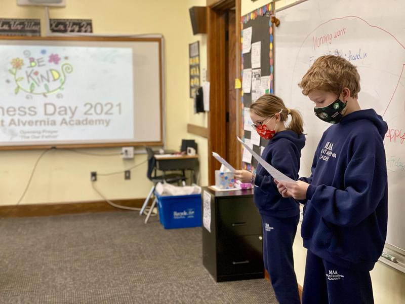 It's Kindness Day at MAA! Featured Photo