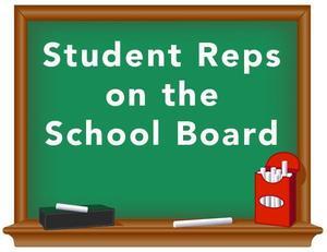 student board reps pic