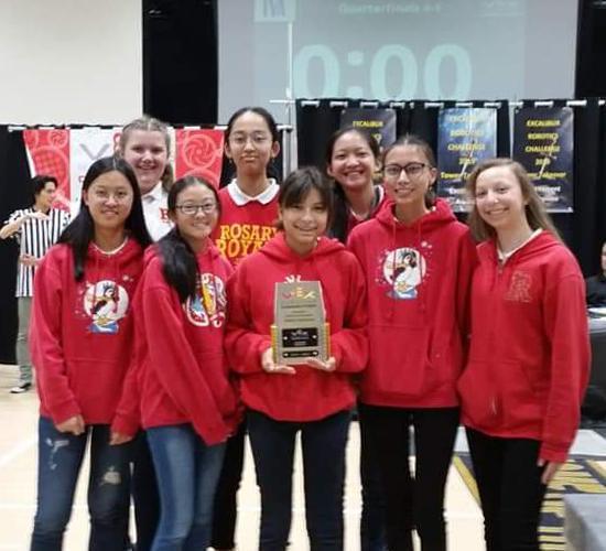Robotics Team Wins at VEX Robotics Competition Featured Photo