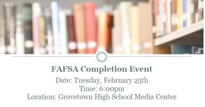 FAFSA Completion Night for Seniors Featured Photo