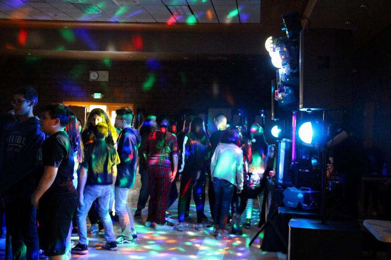Junior High Students Danced the Night Away! Thumbnail Image