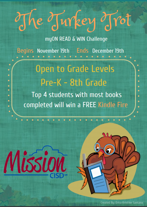 MyOn Read & Win Contest Featured Photo