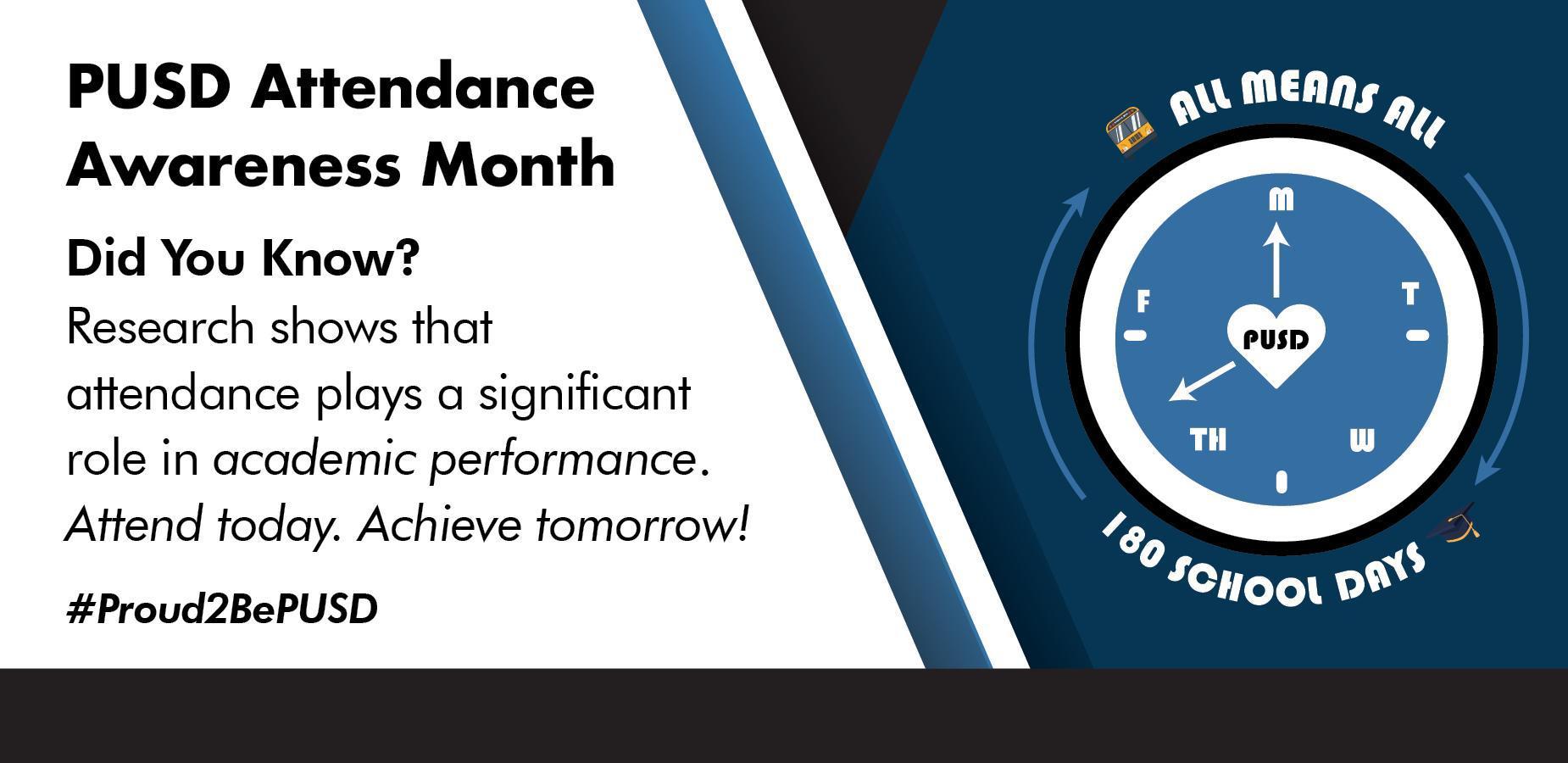 Attendance Rareness Banner