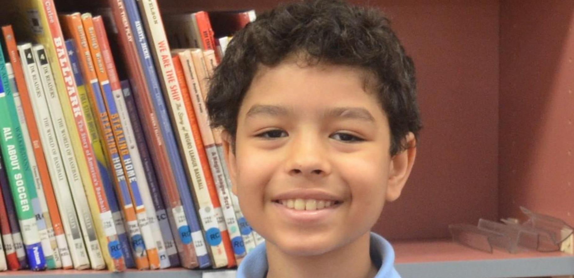 Congratulations to Ahmed El Bayoumi!! He scored a perfect score in math on the SC Ready Assessment!!