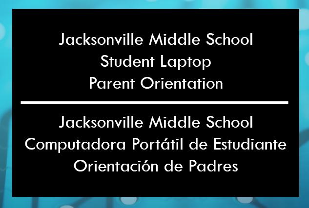 Student Laptop Parent Orientation