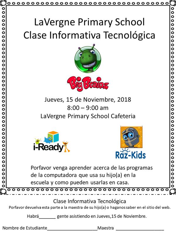 Parent Workshop Spanish Thumbnail Image