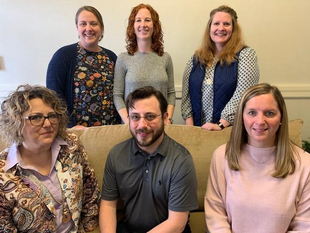 Meet our Digital Learning Team