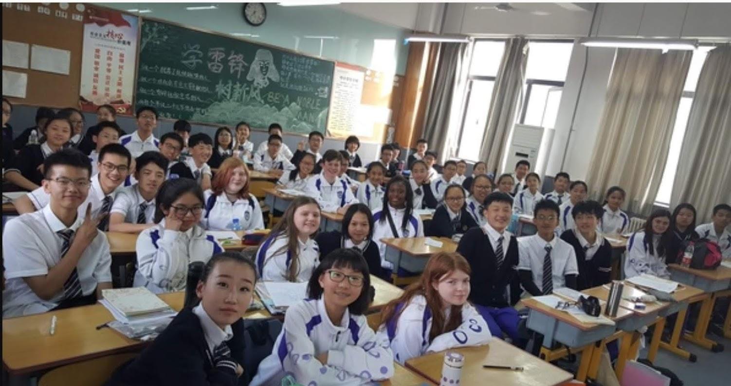 China 2018-2019
