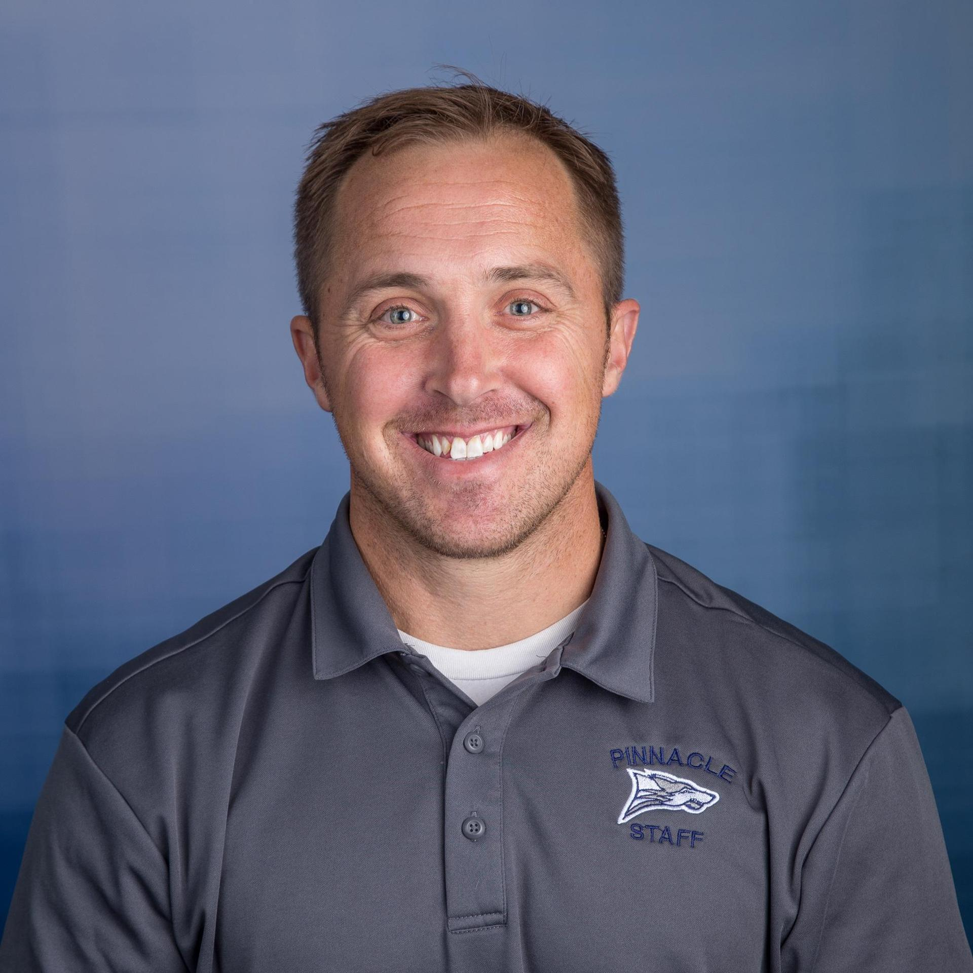 Nic Troupe K-12 Athletic Director