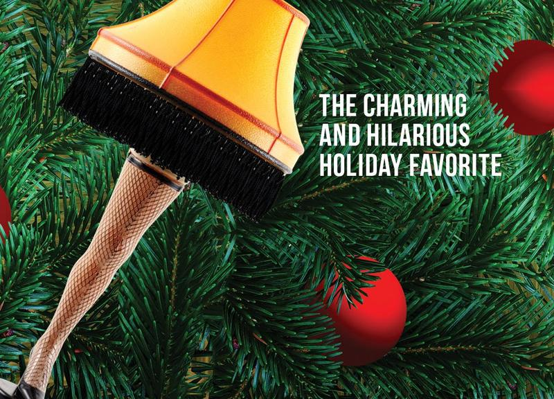 A Christmas Story at The Rep on Fri., Nov. 30 Featured Photo