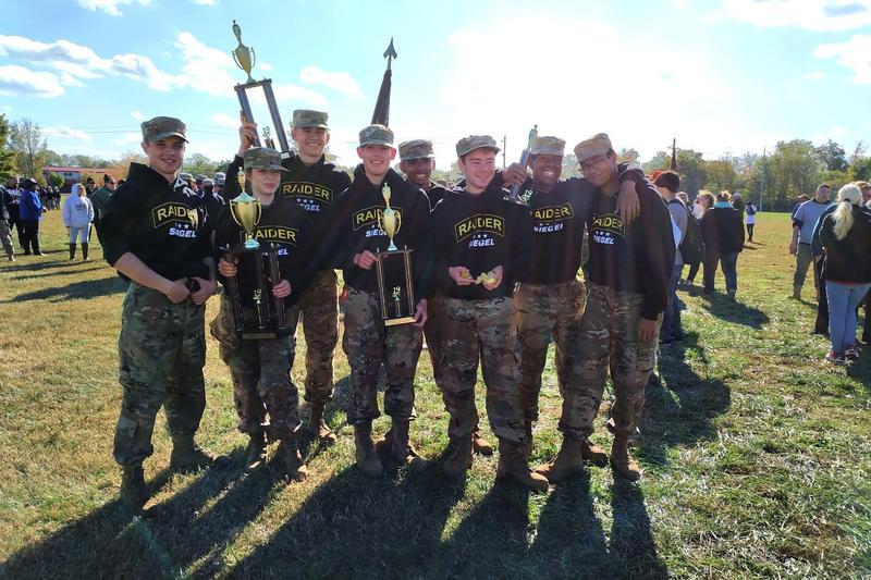 JROTC winners